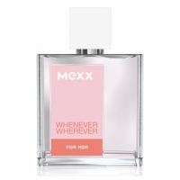 Mexx Whenever Wherever Woman edt, 30ml Tester женская туалетная вода