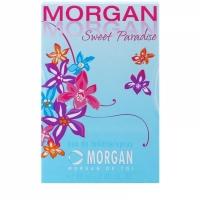 Morgan Sweet Paradise edt, 2.5ml женская туалетная вода