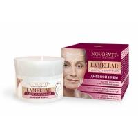 NOVOSVIT 56  Крем для лица дневной Ламеллярный увеличение плотности кожи 50 ml