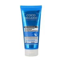ORGANIC SHOP NP маска для волос мега увлажняющая Кокосовая 200 ml туба