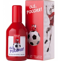 Ole, Россия! (Оле, Россия!) edt, 100 Genty parfum мужская туалетная вода