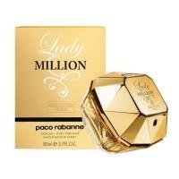 Paco Rabanne Lady Million Absolutely Gold edp, 80ml дневные духи для женщин