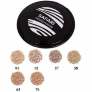 QUIZ Safari  компактная пудра  Safari Powder Quiz  тон №70 12г