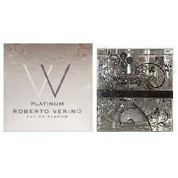 Roberto Verino VV PLATINUM edp, 75ml дневные духи для женщин