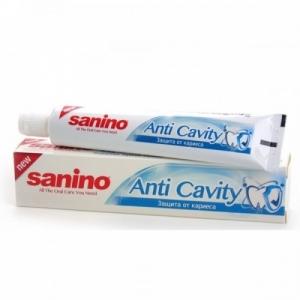 Sanino Зубная паста Anti Cavity Защита против кариеса 100мл