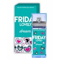 Sergio Nero Friday Lovely DREAM edt, 100ml женская туалетная вода