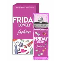 Sergio Nero Friday Lovely FASHION edt, 100ml женская туалетная вода