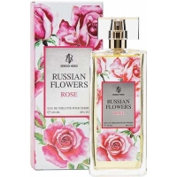 Sergio Nero Russian Flowers Rose edp, 100ml женская парфюмерная вода