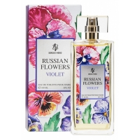 Sergio Nero Russian Flowers Violet edp, 100ml женская парфюмерная вода