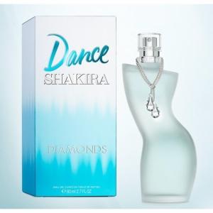 Shakira Dance Diamonds edt, 30ml женская туалетная вода