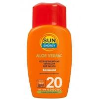 Sun Energy Эмульсия для загара SPF20, 150мл