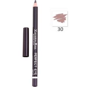 VICTORIA SHU Карандаш для глаз Perfect Eye №30 Светло-коричневый мокко