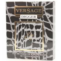 Versage Digger  Версаж Дигер Набор мужской edt, 100мл мужская  туалетная вода   део, 75мл Alain Aregon
