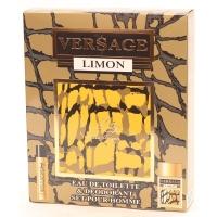 Versage Limon Версаж Лимон Набор мужской edt, 100мл   део, 75мл Alain Aregon