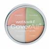Wet n Wild Набор Корректоров Для Лица (4 Тона) Coverall Concealer Palette E61462