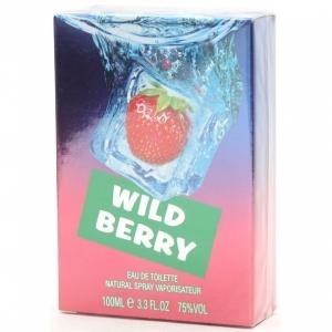 Wild Berry (Вайлд Берри) edt, 100ml женская туалетная вода