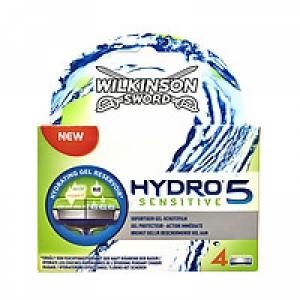 Wilkinson Hydro5 Sens Кассеты, 4шт