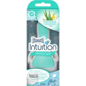 Wilkinson Intuition Sens Станок   2 кассеты женский