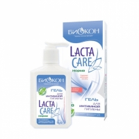 БИОКОН Lacta Care Интим Норма Гель для интимной гигиены PH5 275 ml Синий