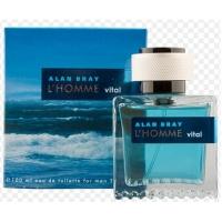 Alan Bray L'HOMME Vital edt, 100ml мужская туалетная вода