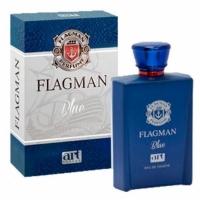 Flagman Blue (Флагман Блю) edt, 100ml мужская туалетная вода ART parfum,