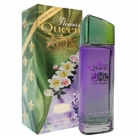 Dollar intense QUEEN FLOWERS edt, 100ml Paris Line женская туалетная вода
