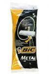 BIC Metal Станок одноразовый 5шт пакет