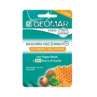 GEOMAR 8963 Маска питательная с натуральным маслом Карите 15 мл