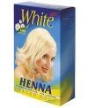 Стимул Осветлитель для волос White Henna (Белая хна) с БИО защитой  50г   75мл   10г