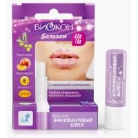 БИОКОН Бальзам для губ гигиенический ''Бриллиантовый блеск'' 4,6 g