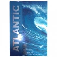 Абар Атлантис edc, 82ml одеколон - спрей в футляре