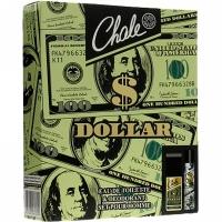 Сhale Dollar Шале Доллар Набор мужской edt, 100мл   део, 75мл Alain Aregon