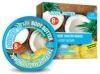 Флоресан Body Butter Масло твёрдое активатор загара SPF8 кокос  100мл