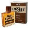 Chale Egoist Snob (Шале Эгоист Сноб) edt, 90ml мужская туалетная вода Alain Aregon