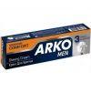 Arko Крем для бритья Comfort, 65г оранжевый
