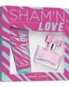 Sham`n Love набор edt, 50ml   жидкое мыло 100ml Arno Sorel