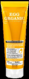 ORGANIC SHOP NP бальзам для волос био organiс Яичный ультра восстанов.250 ml туба желтый