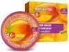 Флоресан Body Butter Масло твёрдое быстрый загар SPF6 манго и каритэ  100мл