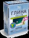 Фитокосметик  Глина Анапская косметическая Белая для лица и тела с ионами серебра  100г
