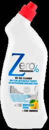 Zero Гель для туал Морская соль 750мл