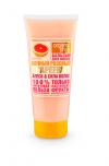 ORGANIC SHOP Фруктовая польза 100% бальзам для волос блеск и сила Розовый грейпфрут 200 ml туба
