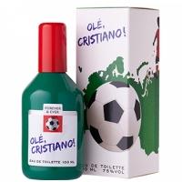 Ole, Christiano! (Оле, Кристиано!) edt, 100 Genty parfum мужская туалетная вода