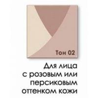 Alvin D`or Пудра скульптурирующая HD Hollywod highlighter and contoring palette  тон 02 medium, 9.6г