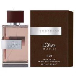 s.Oliver Superior Man edt, 30ml туалетная вода для мужчин