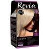 REVIA Крем-краска для волос № 1 Платиновый блонд