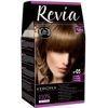 REVIA Крем-краска для волос № 5 Темный блонд