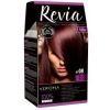 REVIA Крем-краска для волос № 8 Вишня