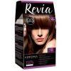 REVIA Крем-краска для волос №10 Орех