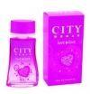 LOVE LOVE edt, 60ml женская туалетная вода City parfum,